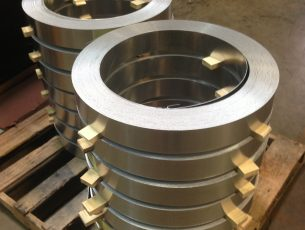 Mill Finish Aluminum Channel letter coils From Wrisco