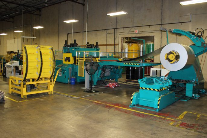 How Is Aluminum Made >> How Aluminum Sheet Made Is Made Wrisco Industries Inc